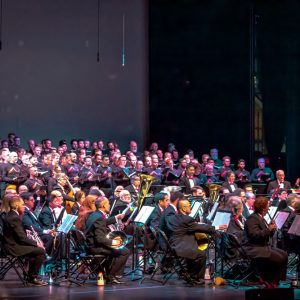 SF Lesbian/Gay Freedom Concert Band at their 40th Anniversary Concert
