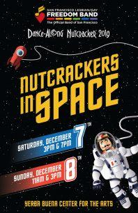 Program cover for 2019 Dance-Along Nutcracker