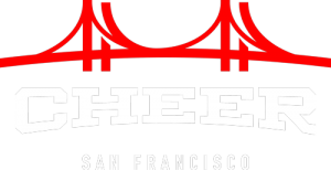 Cheer SF logo